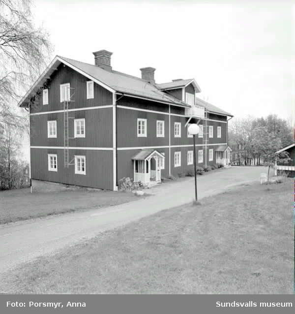 Industrimiljöinventering (gjord av Anders Bolin).