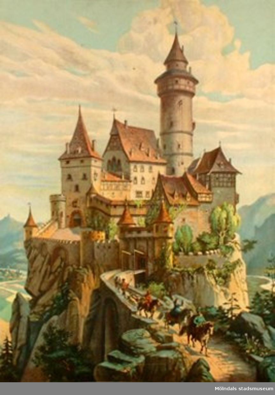 Riddarborg från 13:e århundradet.