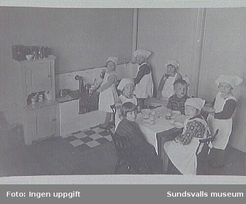 Kindergarten. N. Tjärngatan 4