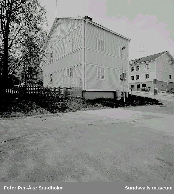 Flerbostadshus, kv. Apeln 1, Södermalmsgatan 21.