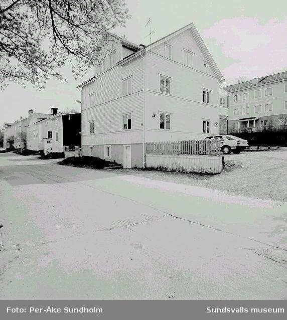 Flerbostadshus, kv. Apeln 2, Södermalmsgatan 19.