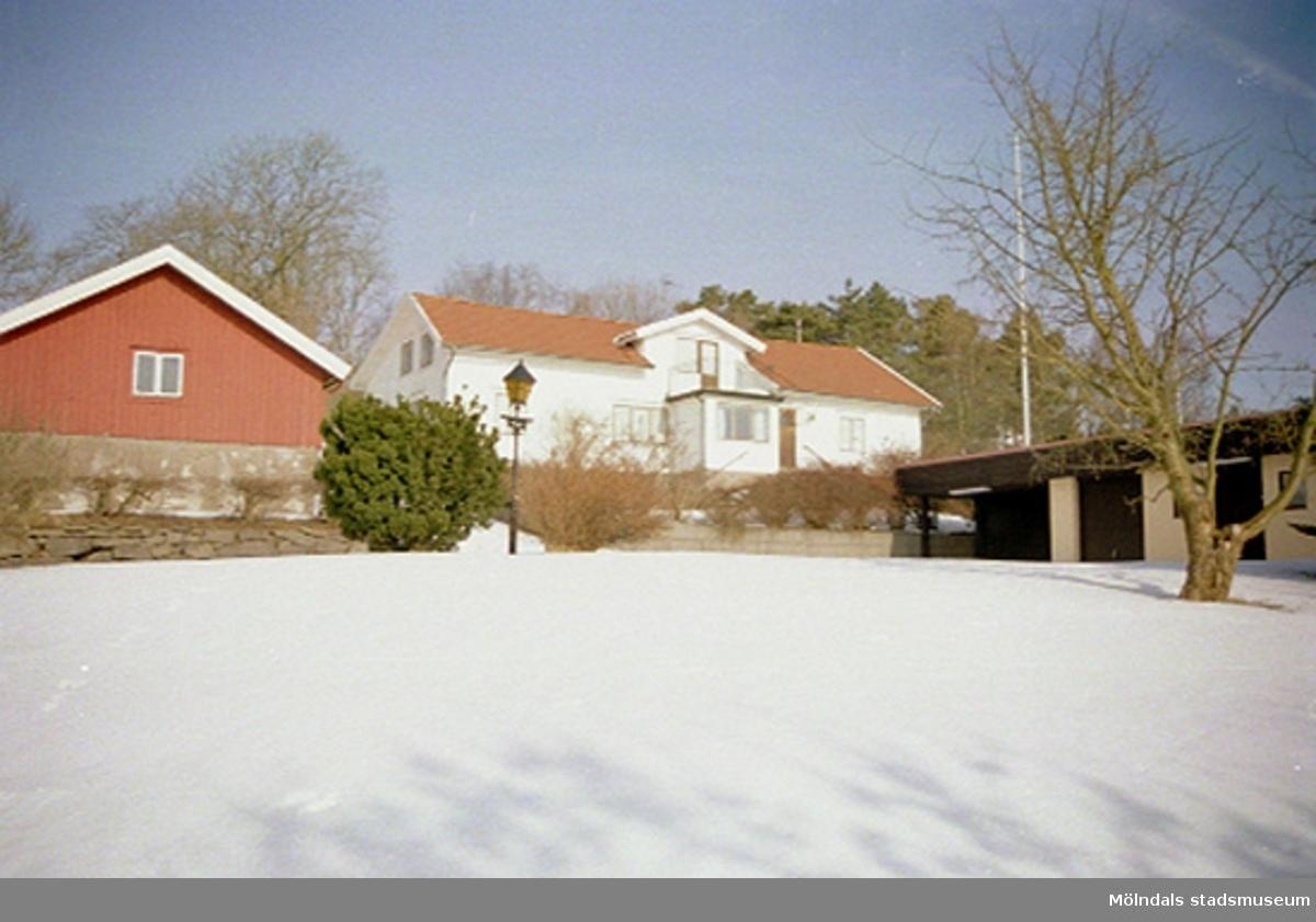 Planärende: Eklanda by, Östergården 3. 2002-03-07. Hör ihop med: 2002_0297 - 0309.