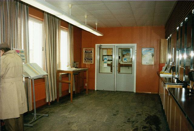 Postkontoret 550 04 Jönköping Eriksbergsgatan 5
