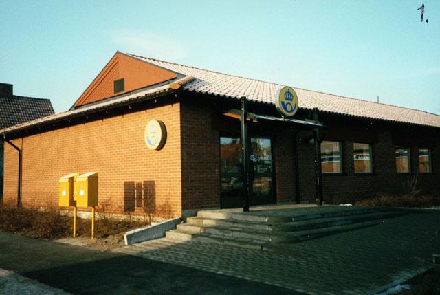 Postkontoret 200 25 Malmö Sallerupsvägen 147.