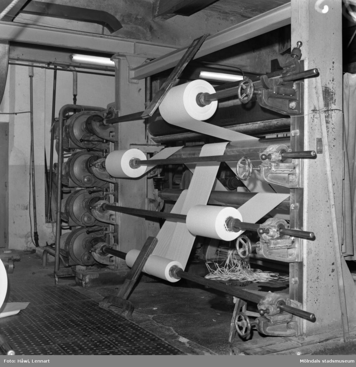 PM7 på Papyrus i Mölndal, 23/9 1966.