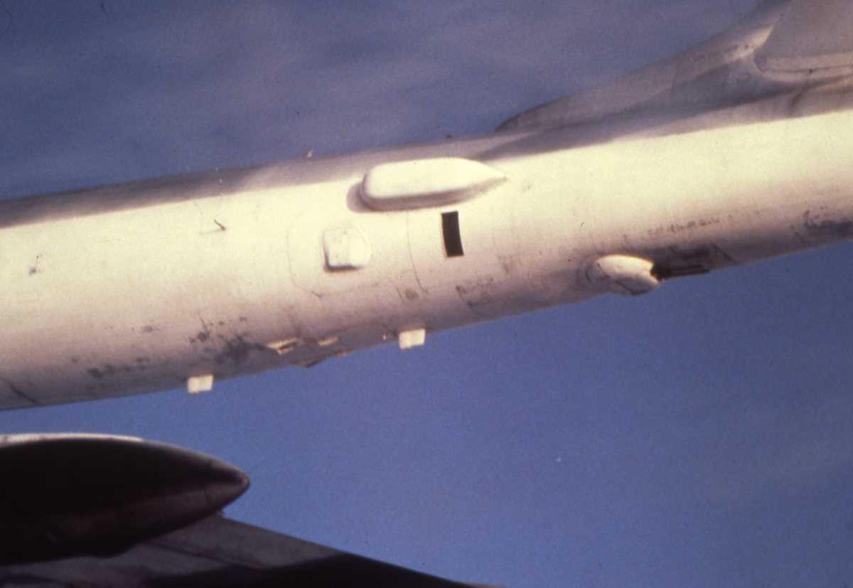 Russisk fly av typen Bear E.