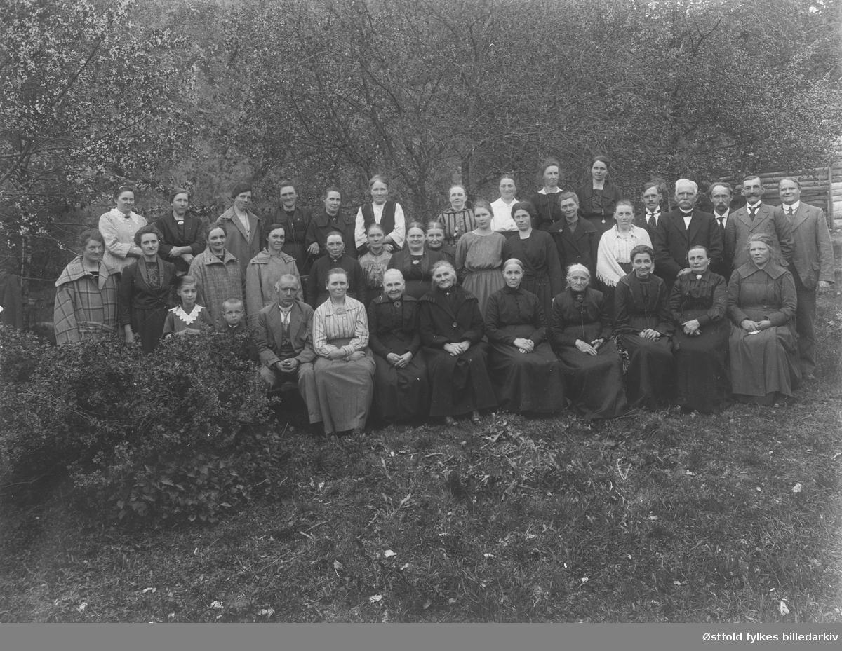 Skiptvet Eldre Kvinneforening 1923, NMS, Norsk MisjonsSelskap.