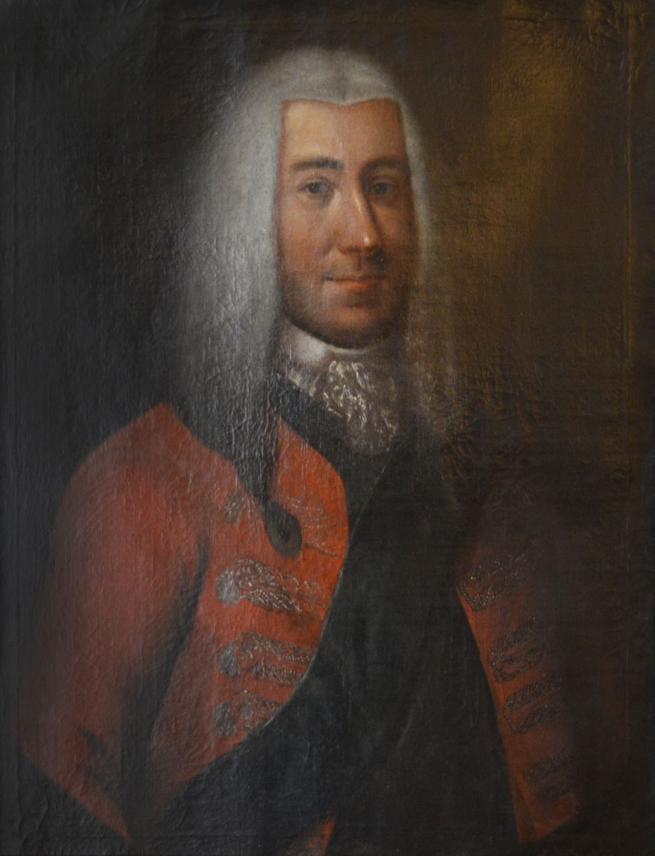 Arnold, Johan. Generalmajor. (Borgestad).