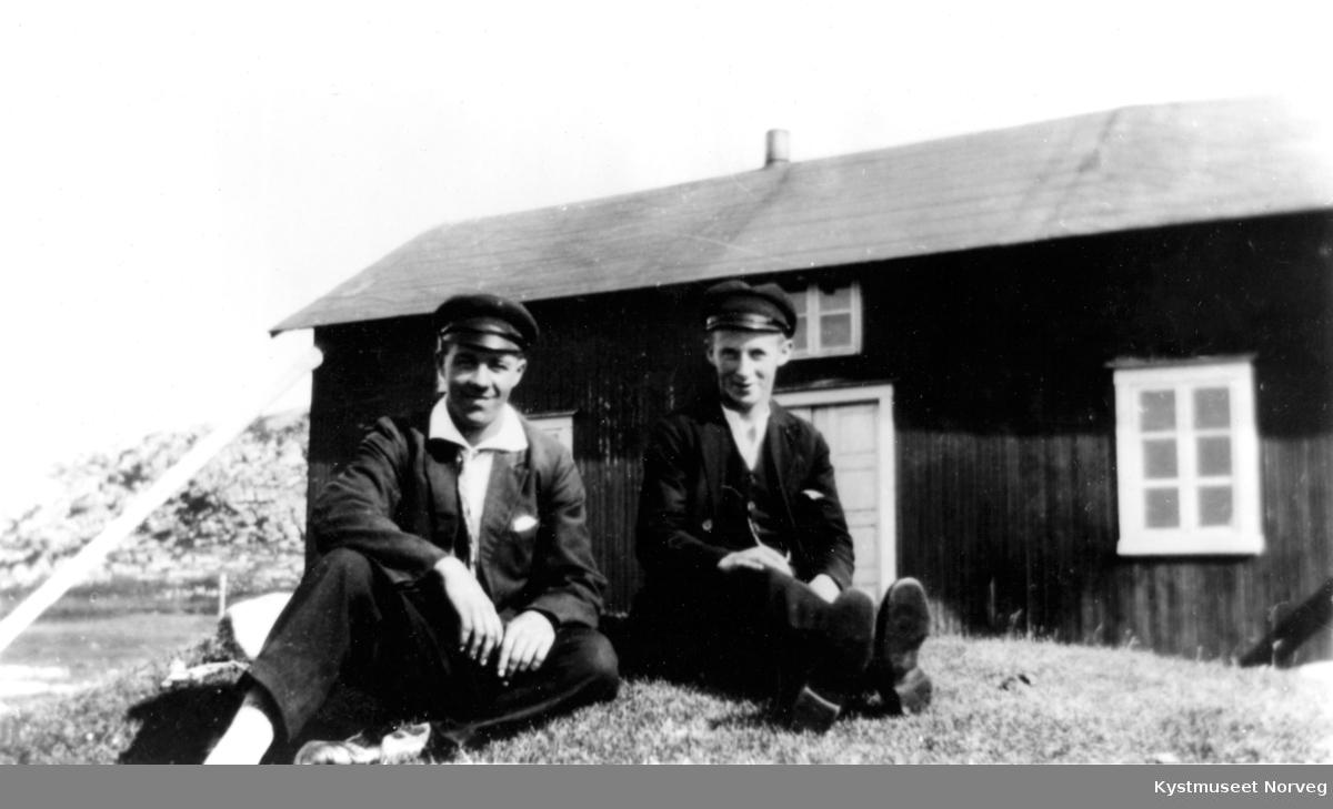 Alf Viken Fjukstad og Johan Fjukstad