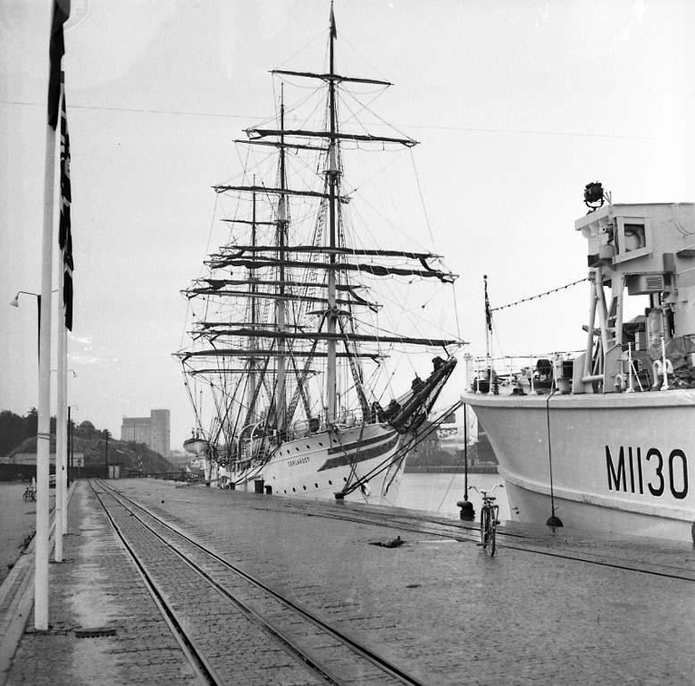 Segelfartyg från Norge
