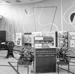 """Invigning av utställningen """"Tryckort Sundsvall"""" - en utställ"""