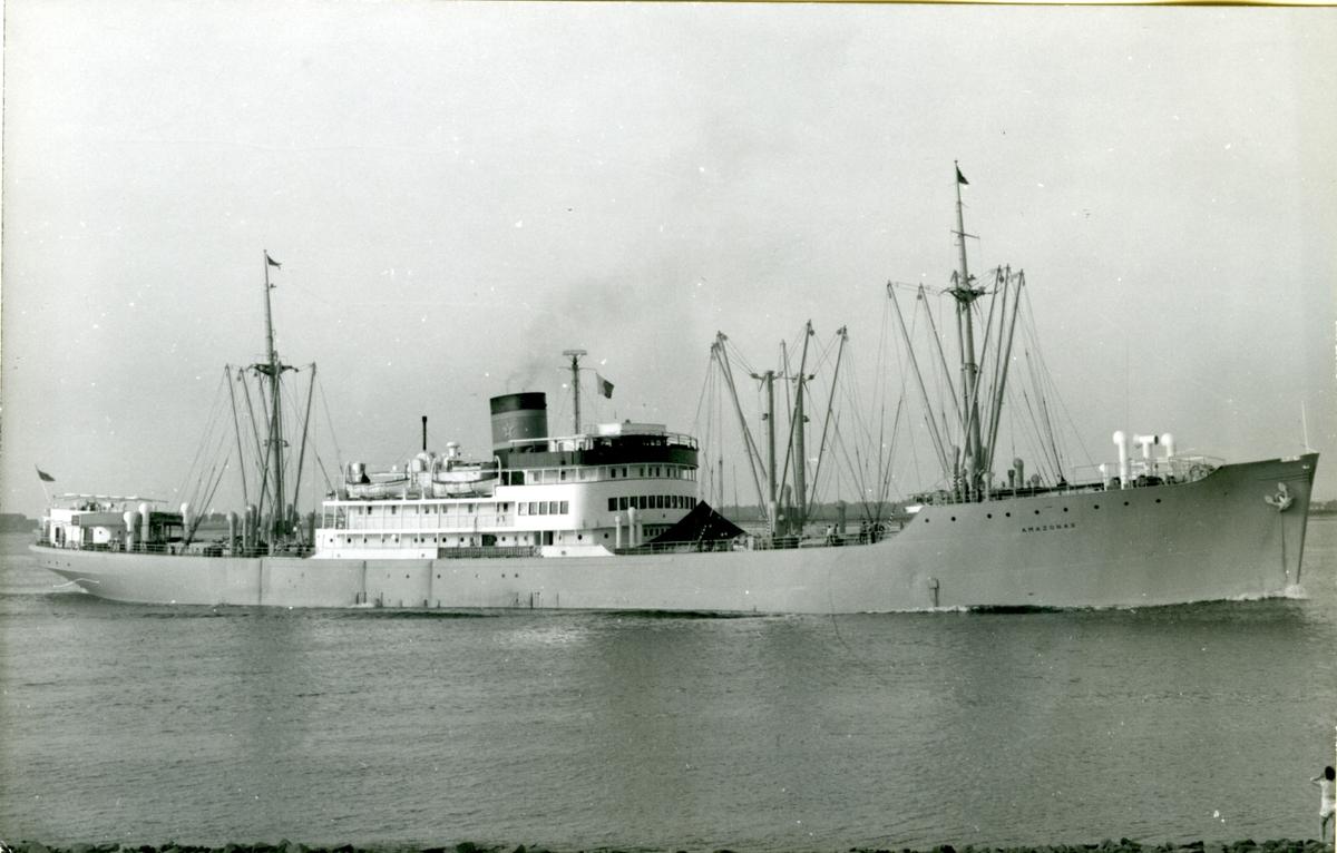 Ägare:/1943-64/:Rederi A/B Nordstjernan. Hemort: Stockholm.