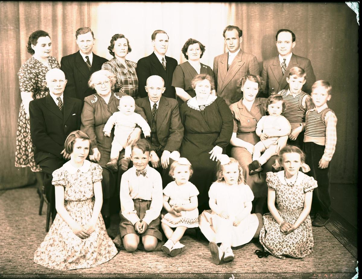 Gruppebilde - Familie