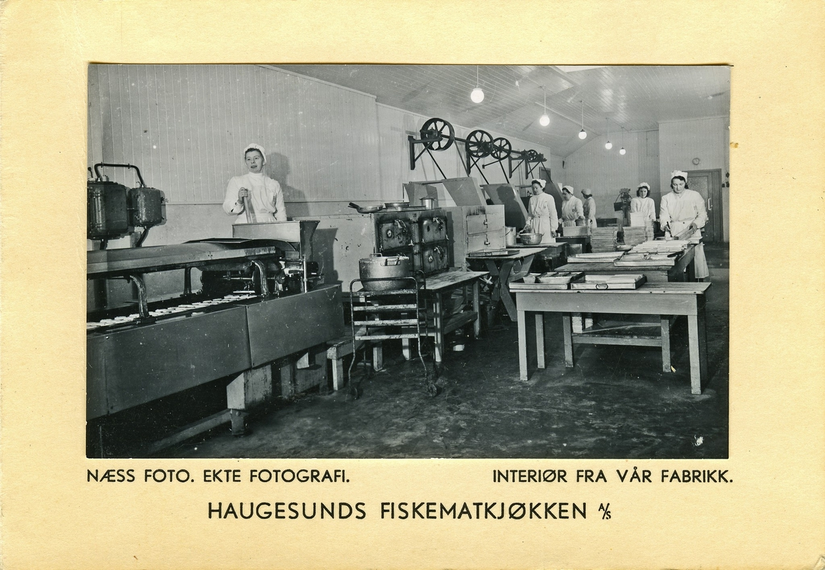 Haugesunds fiskematkjøkken A/S