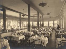Restaurant Skansen [Fotografi]