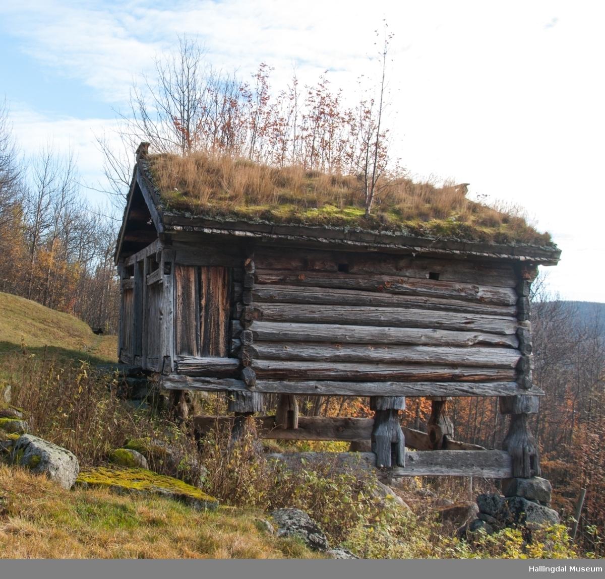 Stolphus i øvre Døkki, Dokken gård i Sudndalen
