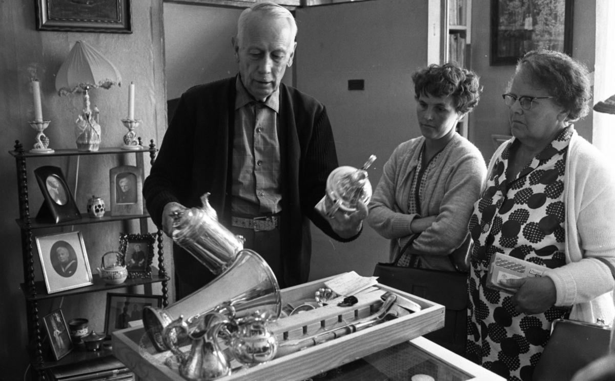 Göthlinska hemmet, 14 augusti 1967Stadsfiskal Bertil Svidén
