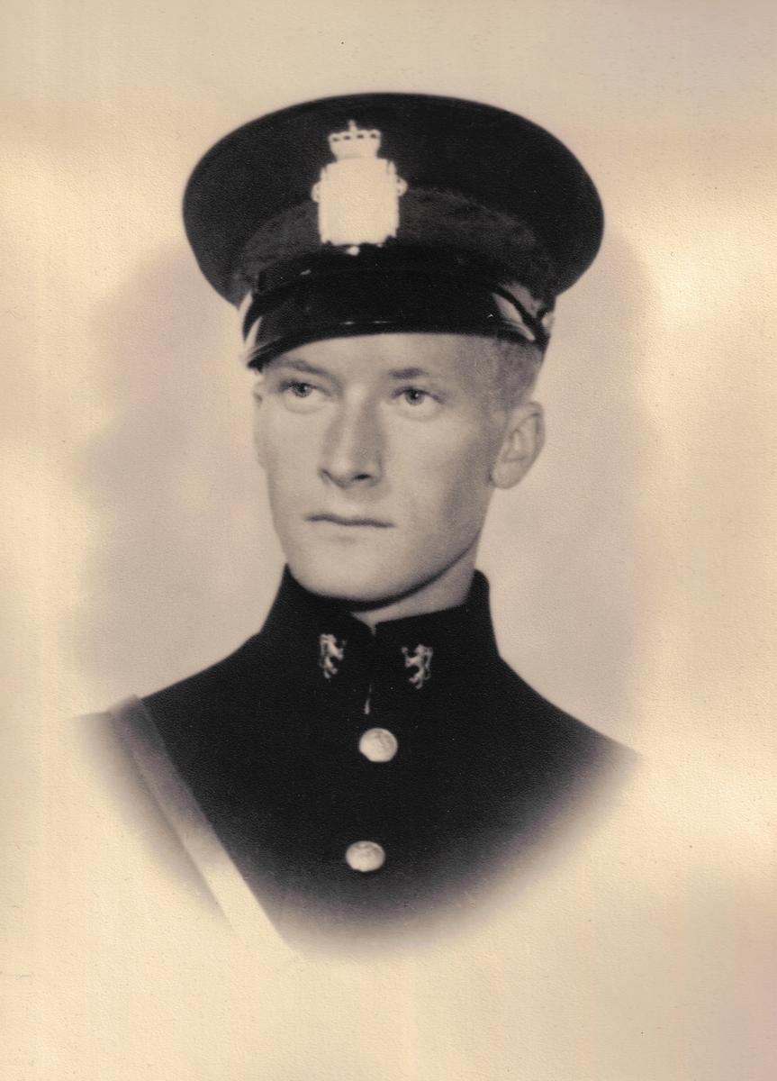 Portrett Petter Hopen