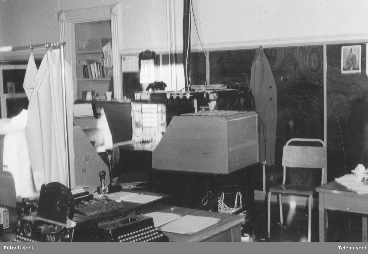 Ekspedisjonsplasser telekontor
