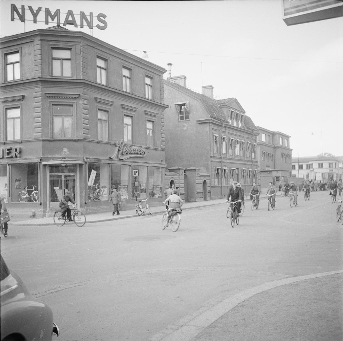 Nymans Verkstäder, Uppsala 1948
