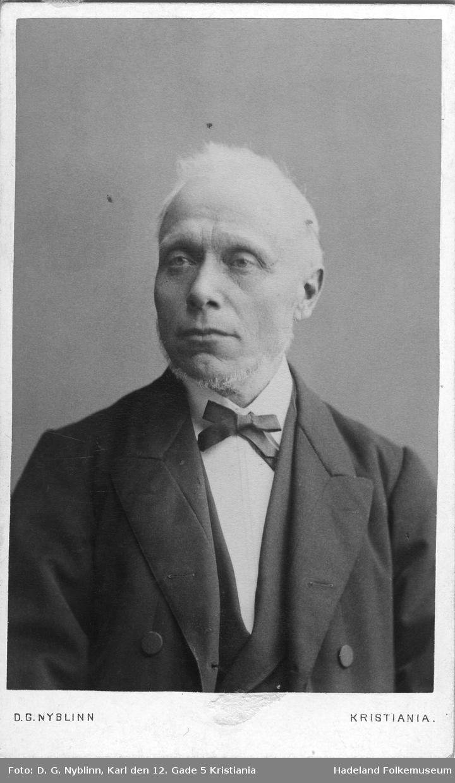 Portrett av Erik Gulbrandsen