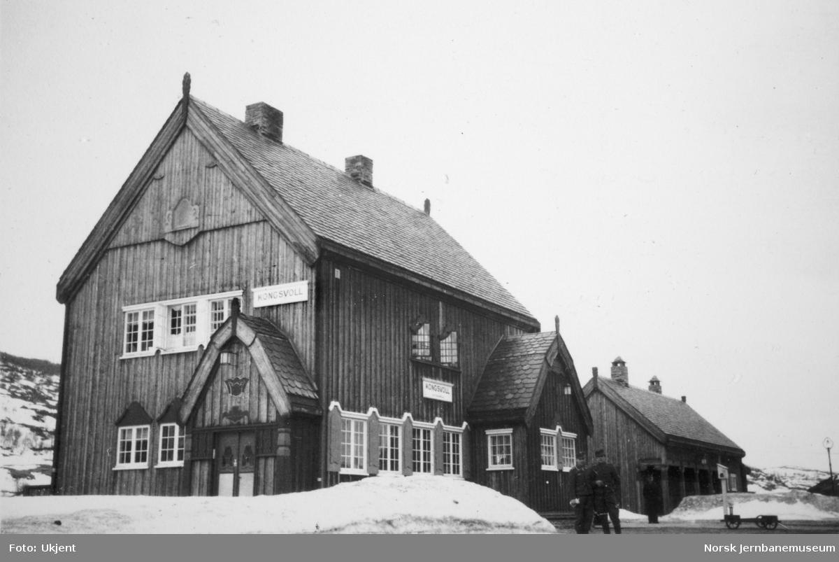 Kongsvoll stasjonsbygning