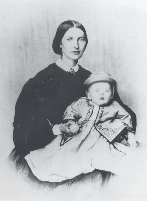 Laura og Edvard Munch (Foto/Photo)