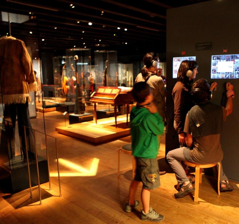 Utstillingen på Låven (Foto/Photo)