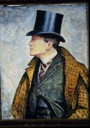 Kalle Løchen [portrett ]