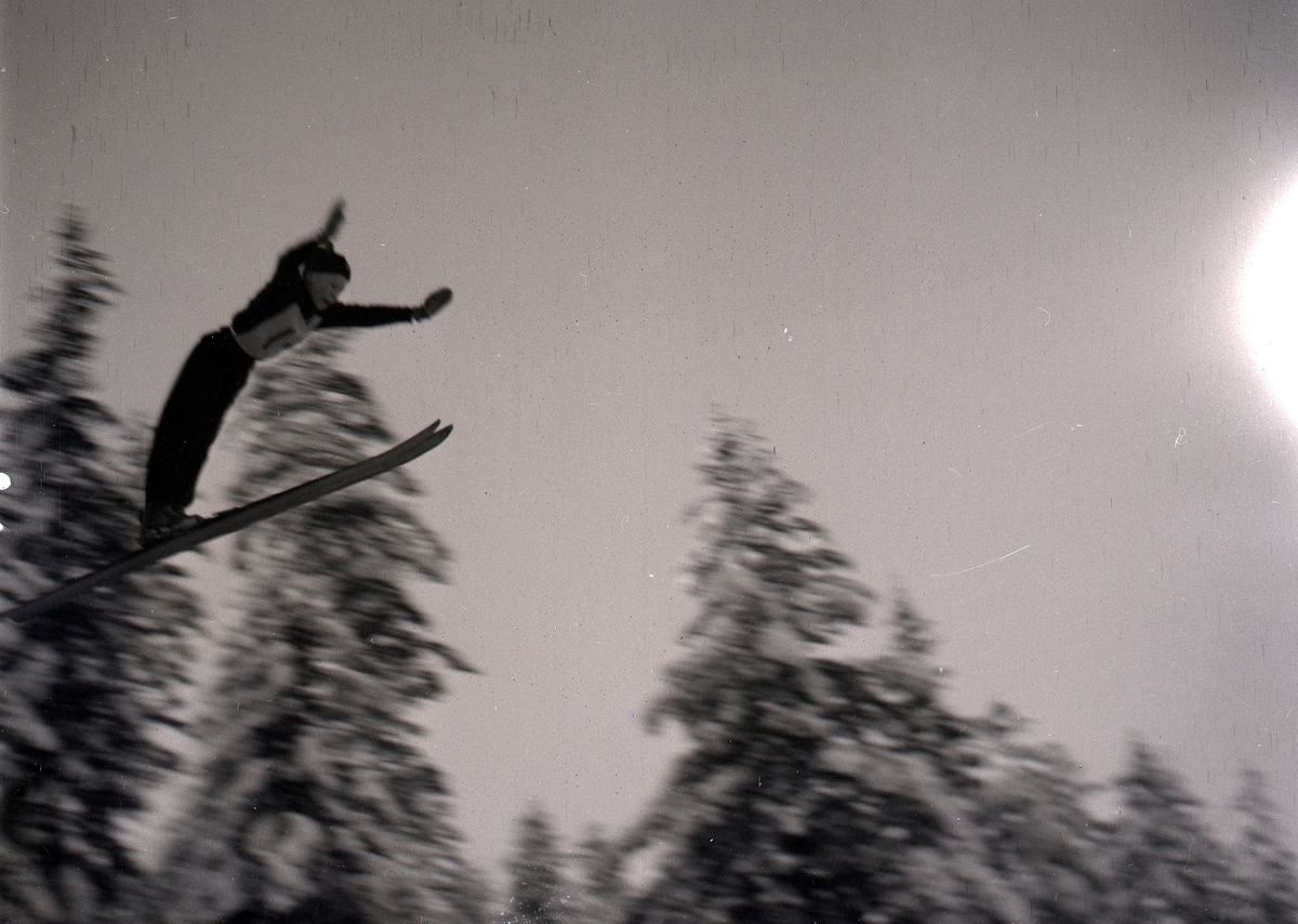 Ski jumping at Perløkka