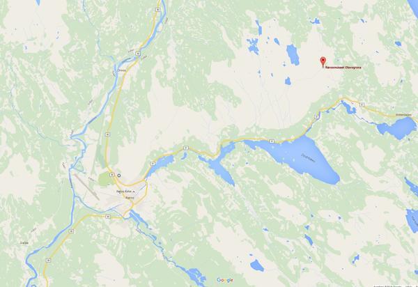 Olavsgruva NY. Foto/Photo