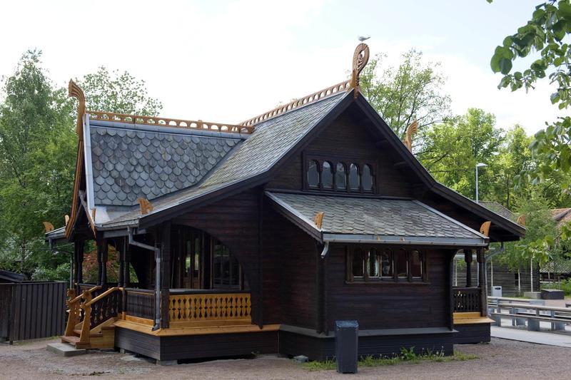 Ventehall fra Piperviken