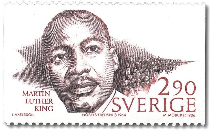 Martin Luther King, USA