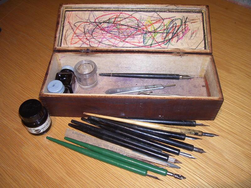 Penal fra Richard Christopher-samlingen (Foto/Photo)