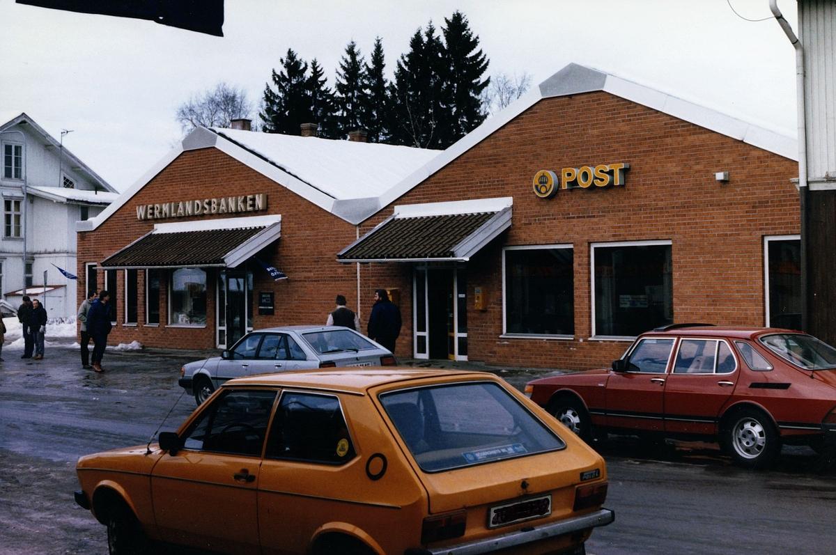 Postkontoret 670 51 Charlottenberg Storgatan 5
