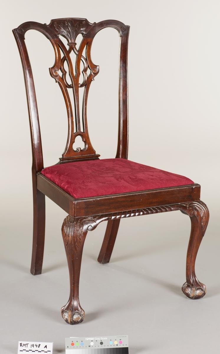 stol ringve musikkmuseum digitaltmuseum. Black Bedroom Furniture Sets. Home Design Ideas