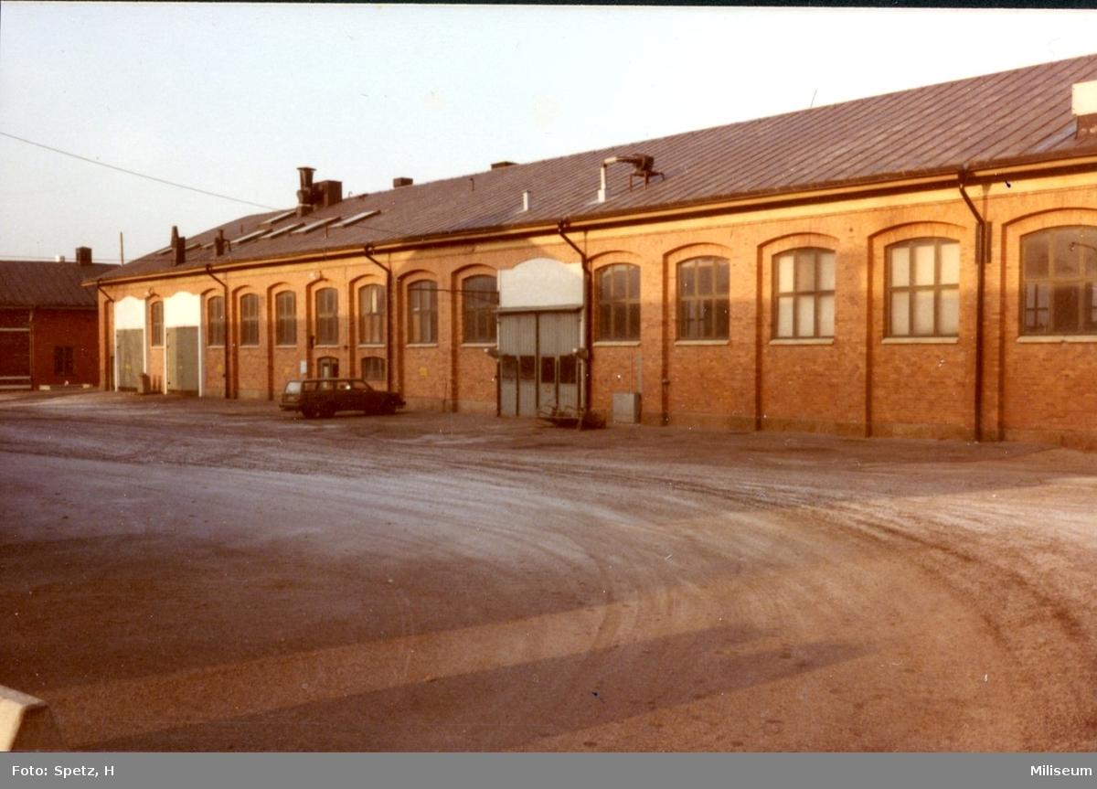 Militärverkstaden, A 6. Byggnad 005.