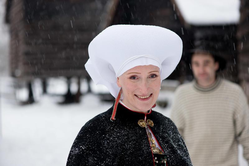 Jul i Hordaland 1801.