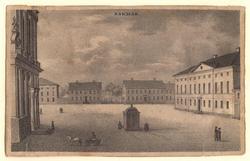 Kalmar [Stadsmiljö]