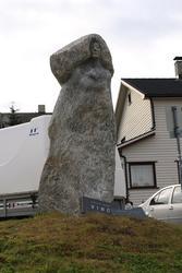 "Skulptur ""Vind"" fra Versum Origo serie."