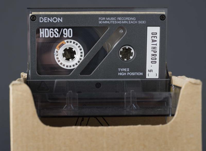 Treetop Drive: kassett