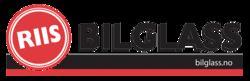 Riis bilglass - logo