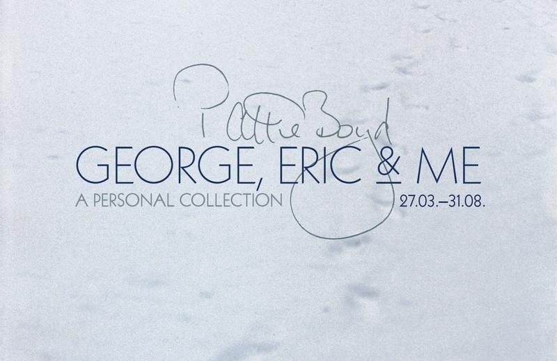 George, Eric & Me - logo