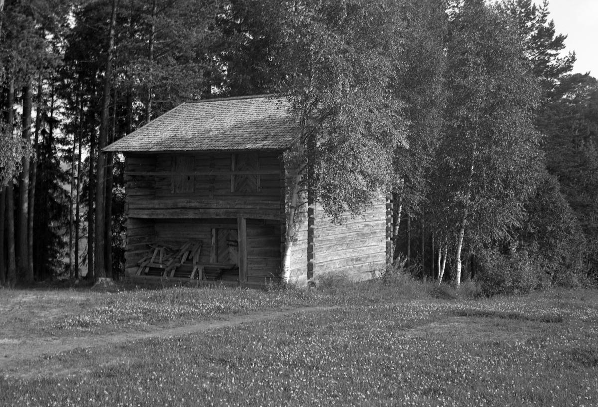 Hembygdsgården i Ekshärad.