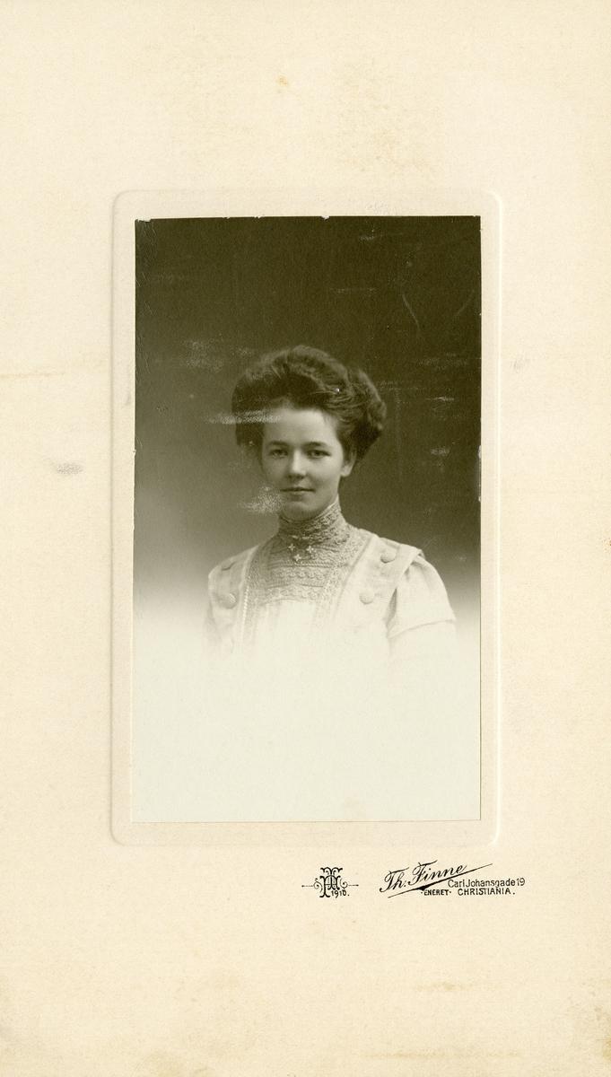Gunhild Lundene.