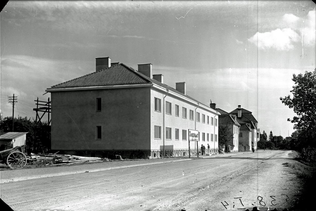 Hsb huset, Västra Långatan.