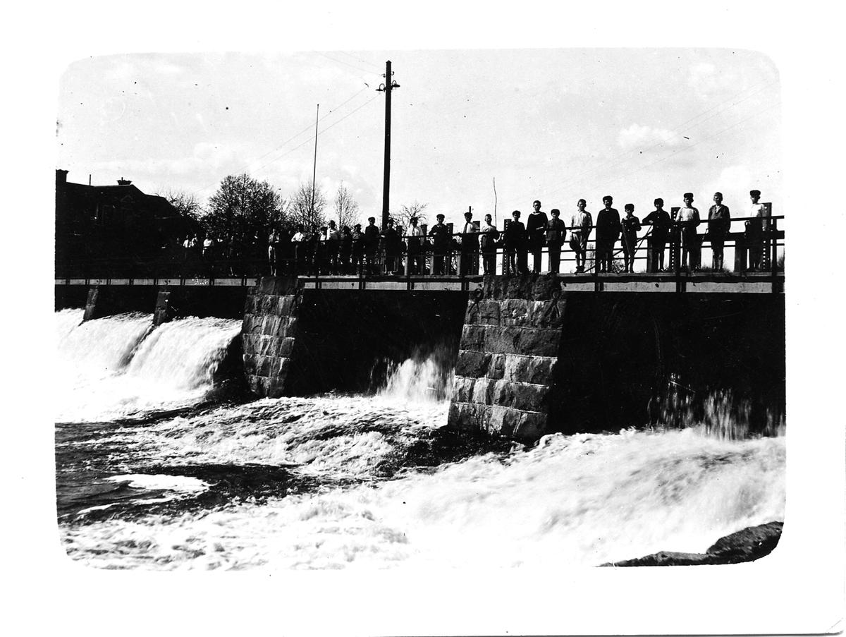 Skolutflykt till Ekeby 1921