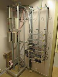 Telefonsentraler. Litlefjord interiør 3 (Foto/Photo)
