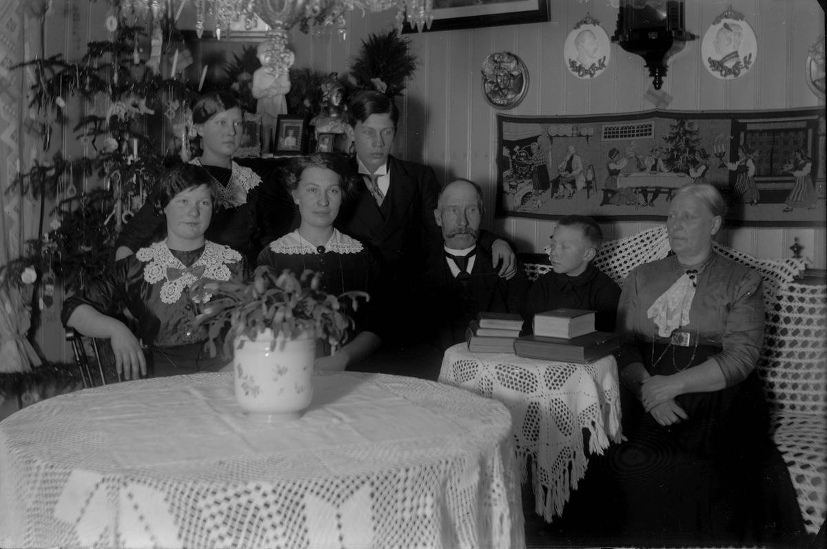 Familj i Lenninge.