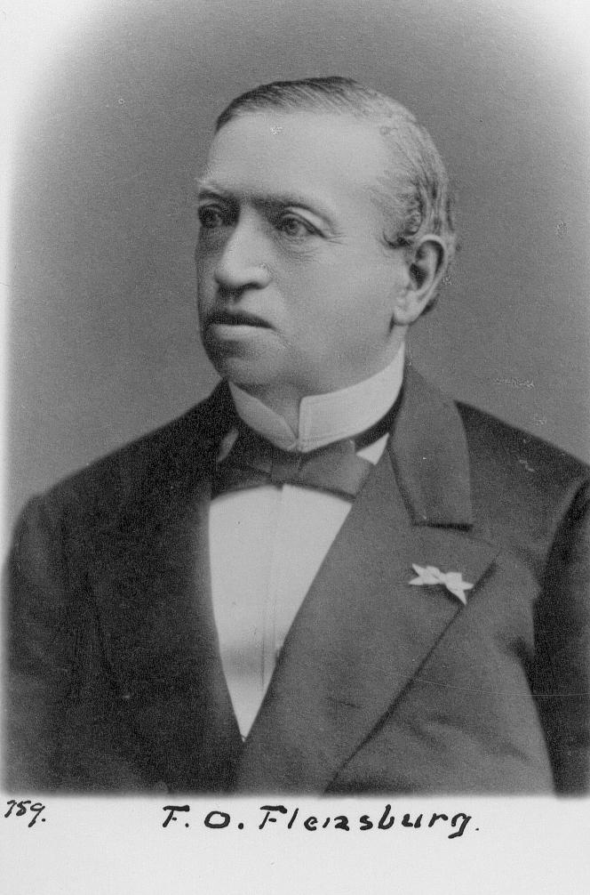 Oscar Flensburg.